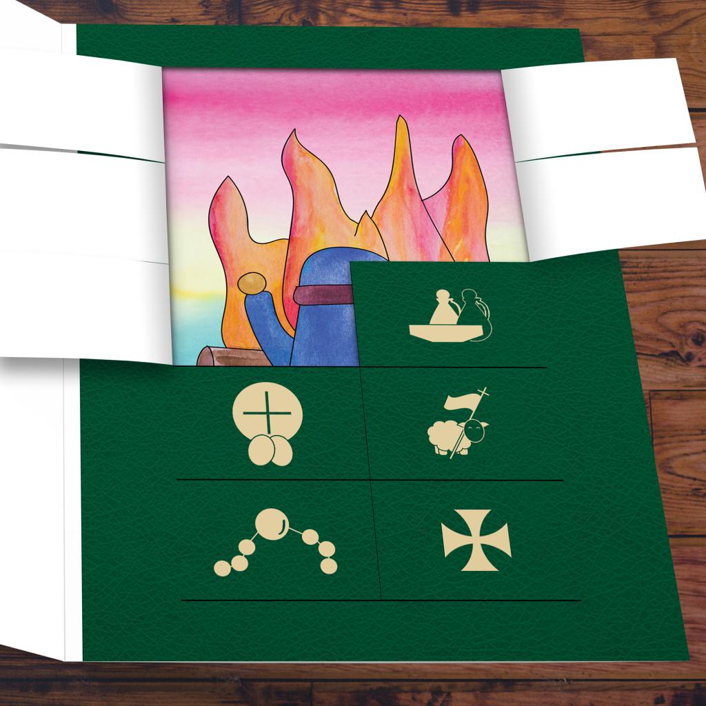 Children's Missalette Inside View