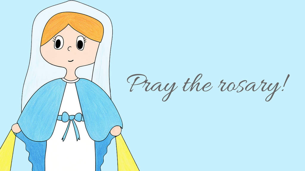 Our Lady of the Rosary: Our Refuge and Hope