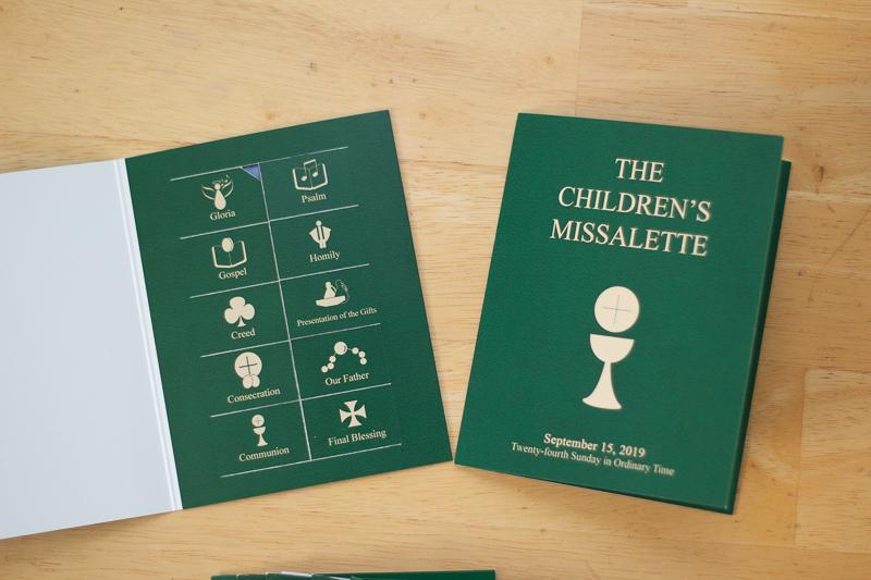 Children's Missalette and Unus Deus