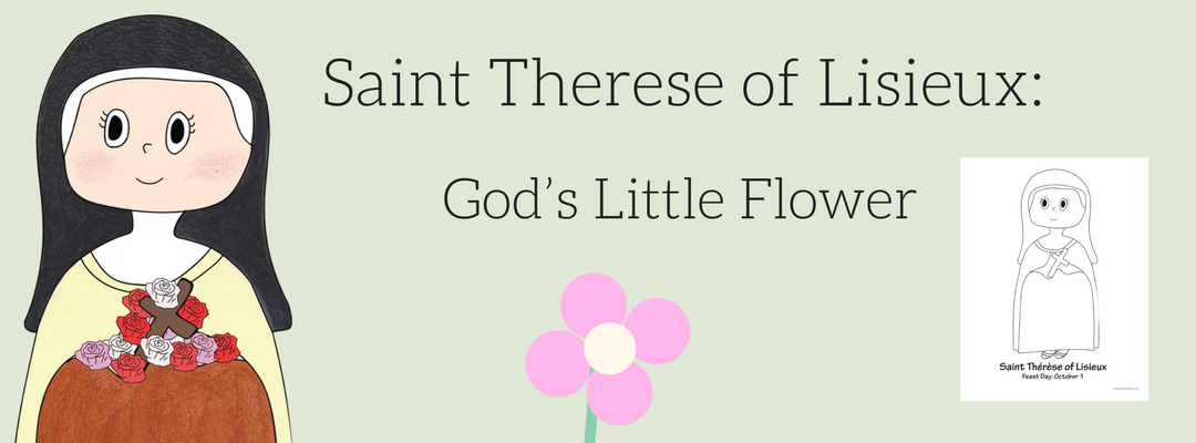 saint therese of lisieux the early years