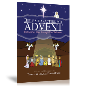 Bible Characters for Advent book