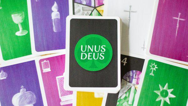 Unus Deus - Catholic Liturgical Uno Card Game