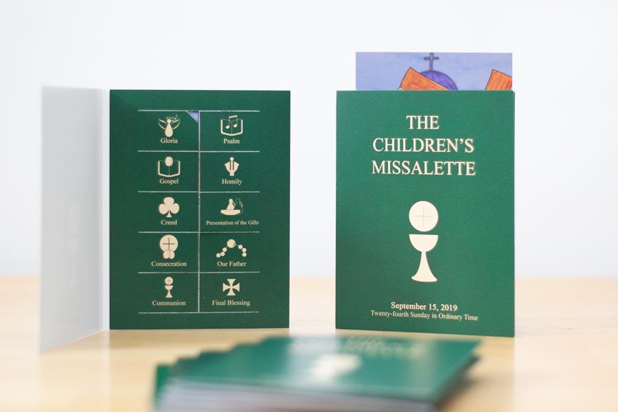 Children's Missalette