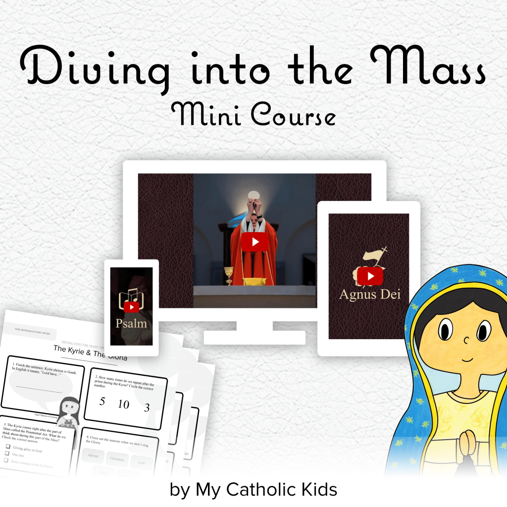 Diving into the Mass Mini Course