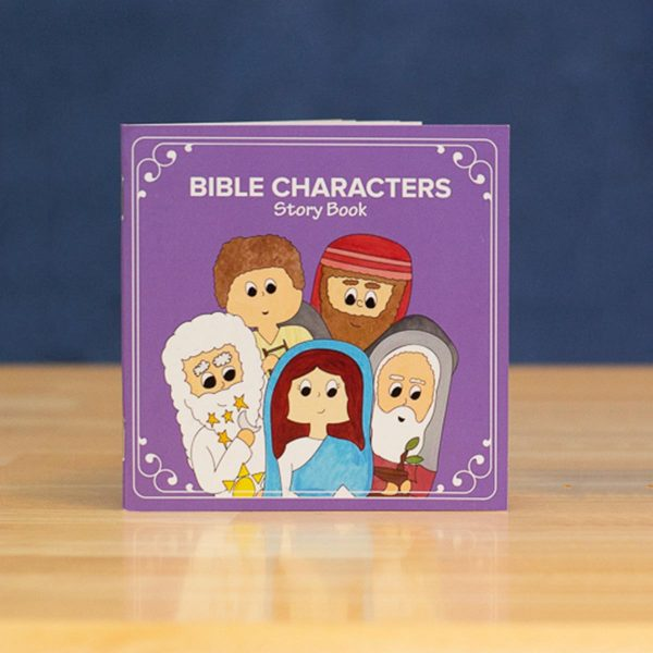 Bible Characters Story Book - My Jesse Tree